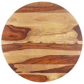 Столешница VLX Sheesham Wood Round 285971, коричневый, 800 мм x 800 мм