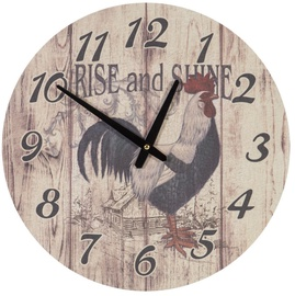 Home4you Rise & Shine Wall Clock