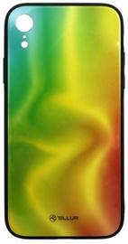 Tellur Glass Print Back Case For Apple iPhone XR Silk