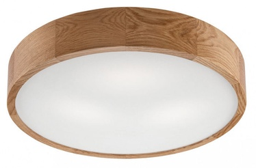 Lamkur 065420 Ceiling Lamp 3x60W E27 Oak