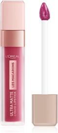 L´Oreal Paris Les Macarons Ultra Matte Liquid Lipstic 7.6ml 820