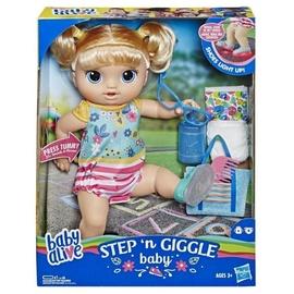 Hasbro Baby Alive Step & Giggle Baby E5247