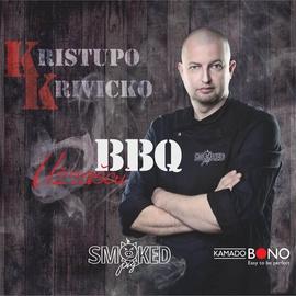 Kristupo Krivicko receptų knyga BBQ užrašai