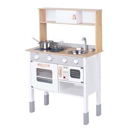 Žaislinė medinė virtuvė Spielba L40191