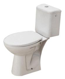 Tualetes pods WC Jika Zeta, bez vāka, vertikāls izvads