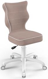 Entelo Childrens Chair Petit Size 3 White/Grey JS08