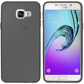 Mocco Ultra Back Case For Samsung Galaxy A5 A510 Transparent/Black