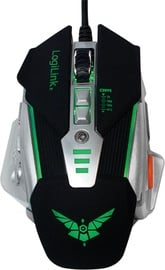 LogiLink USB Gaming Mouse w/ additional weights ID0156