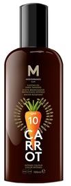 Mediterraneo Sun Carrot Suntan Oil Dark Tanning SPF10 100ml