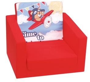 Детский стул Delta Trade DT5, красный, 420 мм x 450 мм