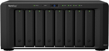 Synology DiskStation DS1817 64TB WD Red Pro