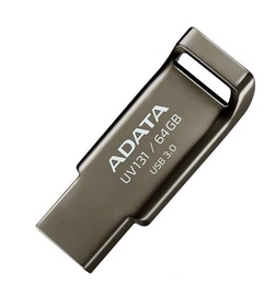 Adata 64GB UV131 USB 3.0 Chromium Grey