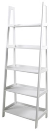 Evelekt Shelf Wally 5-pole White