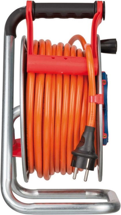 Brennenstuhl 1198370 Cable Reel 3 Sockets 25m