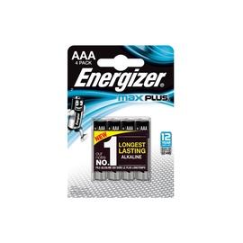 Elementai Energizer Max Plus AAA/LR03, 4 vnt.