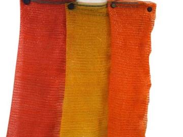 Tinklinis, nertas maišas, 50 x 52 x 80 cm