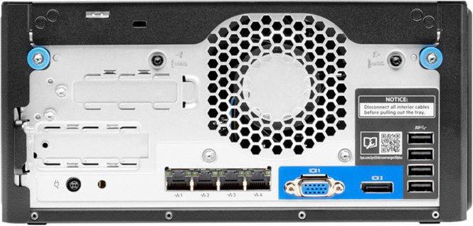 HP Enterprise ProLiant MicroServer Gen10 Plus P18584-421