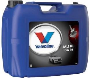 Valvoline Axle Oil 75w90 20l