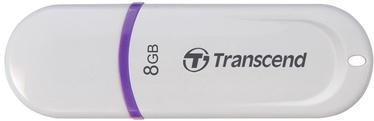 Transcend Jet Flash 330 8GB White