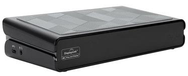 Targus Universal USB-A DV4K Docking Station with Laptop Power Black