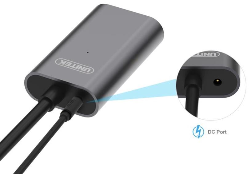 Unitek Cable USB / USB 10m