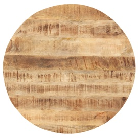 Столешница VLX Mango Wood Round 286008, коричневый, 800 мм x 800 мм