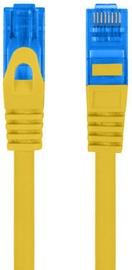 Lanberg PCF6A-10CC Patchcord RJ45 Cat.6A S/FTP 20m Yellow