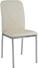 Signal Meble H623 Chair Cream/Chrome