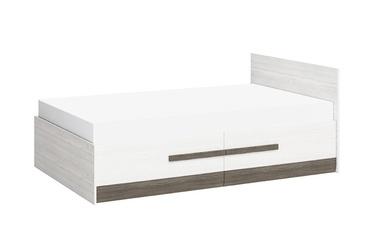 Детская кровать ML Meble Blanco 17, 204x130 см