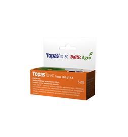 Fungicidas Baltic Agro Topas 100EC, 5 ml