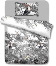 AmeliaHome Averi Toucan Bedding Set 200x220/80x80 2pcs