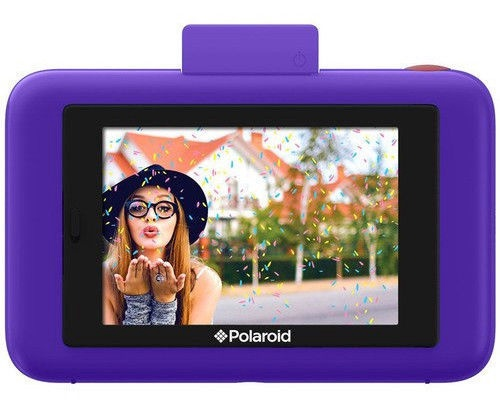 Polaroid Snap Touch Instant Digital Camera Purple