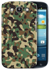 Mocco Ultra Back Case For Samsung Galaxy S8 Army