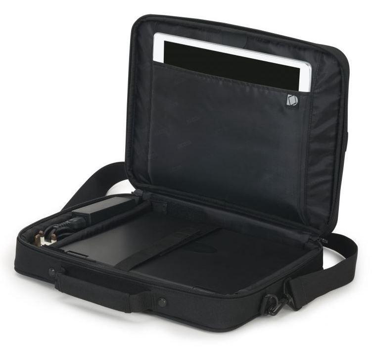 Сумка для ноутбука Dicota Multi Scale, черный, 14″