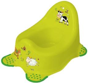 Keeeper Baby Steady Potty Funny Farm Green Meadow