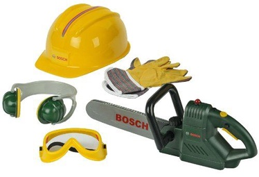 Klein Bosch Chainsaw And Accessories 8525