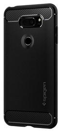 Spigen Rugged Armor Back Case For LG V30 Black