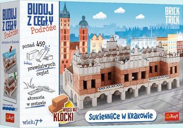 Konstruktors Trefl Brick Trick Travel, 450 gab.