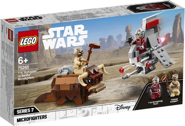 Konstruktor LEGO Star Wars T-16 Skyhopper VS Bantha Microfighters 75265