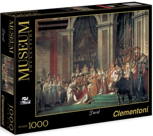 Clementoni David The Coronation Of Emperor Napoleon I 31416