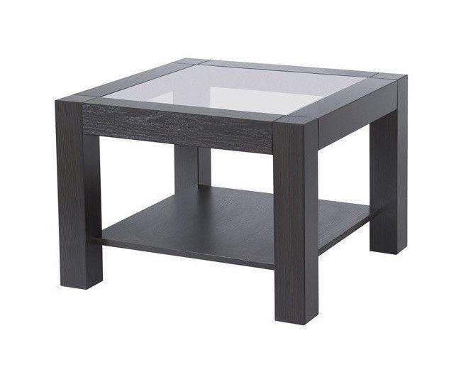Black And White Coffee Table.Black Red White Rumbi Ii Coffee Table 64x64cm Wenge