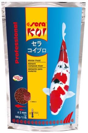 Sera KOI Professional Winter Food 500g
