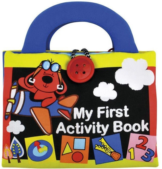 K's Kids My First Activity Book KA10666