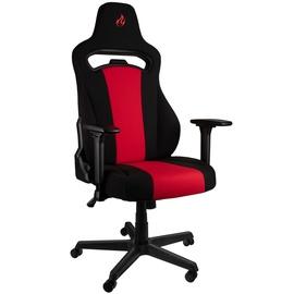 Žaidimų kėdė Nitro Concepts E250 Inferno Red