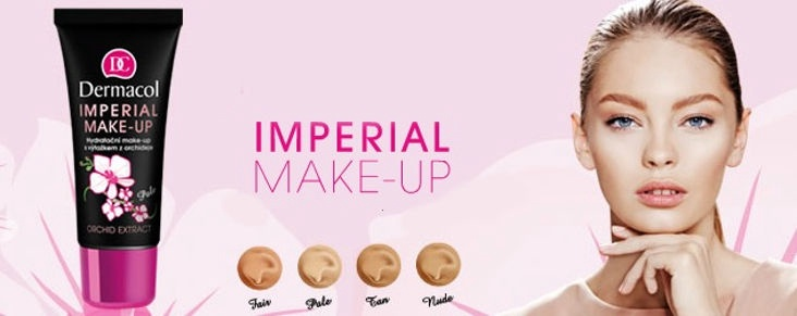 Imperial Make-Up by Dermacol #5