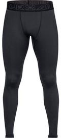 Under Amour ColdGear Leggings 1320812-001 Black M