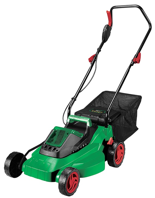 Аккумуляторная газонокосилка Gardener Tools ELM 36V 1x4AH