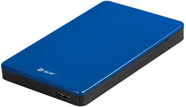 "Tracer 724 AL 2.5"" SATA USB 3.0 Enclosure Blue"