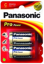 Panasonic C/LR14 Alkaline Battery x 2