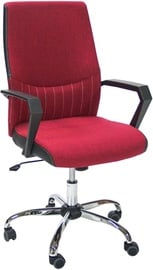 Home4you Office Chair Angelo Red 27944